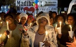 Đêm nay, Nam Phi thức cùng Mandela