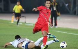 Đánh bại Đông Timor, U23 Myanmar chiếm ngôi đầu bảng