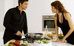 Giả làm phụ nữ ngoan hiền để lấy chồng giàu