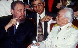 """Cuba tiếc thương """"Tướng quân của thế kỷ XX"""" Võ Nguyên Giáp"""