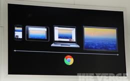 Xuất hiện thiết bị lạ trong sự kiện của Google