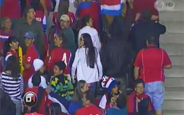 CĐV Costa Rica tuyên chiến với FIFA
