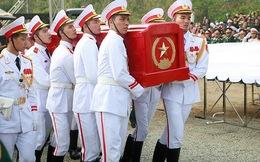 Video clip Lễ An táng Đại tướng Võ Nguyên Giáp