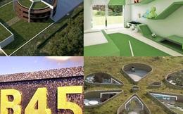 Những biệt thự siêu độc đáo của các sao bóng đá