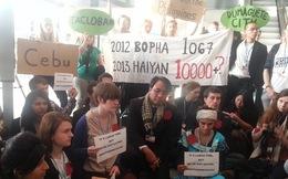 Người VN ở COP19: Nước mắt Philippines và quyền lợi nước lớn