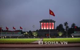 Vượt trăm km để dự nghi lễ chào cờ trên Quảng trường Ba Đình ngày 30/4