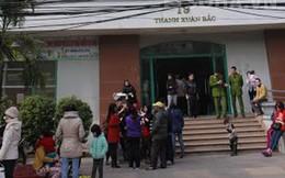 Hà Nội: Cháy chung cư, người đàn ông bị khói ám ngất xỉu