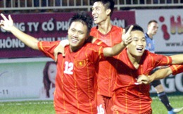 """Sao U21 Việt lập siêu phẩm """"dị"""" hơn Messi"""
