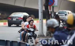 """Loạn giao thông vì """"điều hàng"""" cho karaoke ôm ở Hà Nội"""
