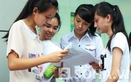 Điểm chuẩn và chỉ tiêu xét tuyển NV 2 các trường đại học