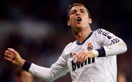 Cris Ronaldo lật đổ ách thống trị của Messi
