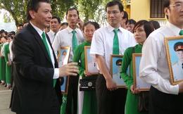 Tập đoàn Mai Linh chọn 103 người mỗi miền viếng Đại tướng