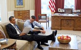 Người soạn diễn văn cho ông Obama nghỉ việc, đi làm biên kịch