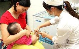 Nhiều vacxin mới do VN sản xuất được đưa vào tiêm chủng