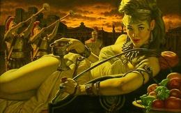 Bí mật về bà hoàng La Mã: Xây nhà thổ ngay ở hậu cung, ngày ngày bán dâm