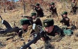 """Kim Jong-un thị sát đơn vị biệt kích, ra lệnh """"tấn công chớp nhoáng"""""""