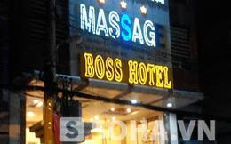 """TPHCM: Đột kích khu massage khách sạn, nhiều đôi đang """"mây mưa"""""""