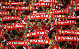 CĐV Myanmar nổi loạn sau trận thua U23 Indonesia