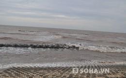 Nam Định đang chịu ảnh hưởng đầu tiên của bão