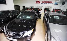 Giảm lệ phí trước bạ ôtô: Khó tác động tích cực đến thị trường