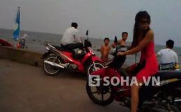 """Video: Những hình ảnh mới nhất ở """"thiên đường sung sướng"""" Quất Lâm"""