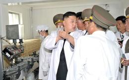 Kim Jong Un nhắc nhở gì khi thăm nhà máy rượu?