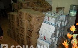 Bắt kho hàng lậu nửa tỷ đồng của người Trung Quốc