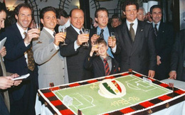 """Silvio Berlusconi """"chơi"""" bóng đá: Ranh giới giữa tình yêu và vụ lợi"""