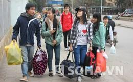 Nhiều sinh viên nghèo được hỗ trợ vé xe về quê ăn Tết