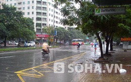 Hà Nội đã thoát hoàn toàn siêu bão Hải Yến
