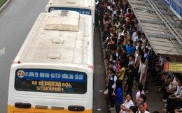 Xe buýt Hà Nội: Khi lái xe không nghĩ mình là... lái xe