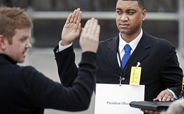 Cận cảnh lễ tập dượt nhậm chức của Tổng thống Obama