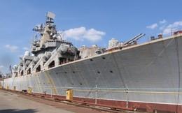 """Nga """"vớ bở"""" nếu mua tuần dương hạm mắc kẹt 20 năm ở Ukraine"""