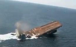 """Siêu bão """"Rắn hổ mang"""": Nỗi ám ảnh của Hải quân Mỹ ở Philippines"""