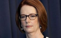 Nữ Thủ tướng Úc cáu vì bị trêu 'ngực nhỏ đùi to'