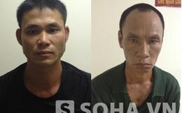 """""""Bộ đôi"""" siêu trộm tại Long Biên bị 142 tóm gọn"""
