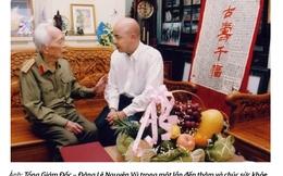 Đặng Lê Nguyên Vũ: Đại tướng như một bách khoa toàn thư sống