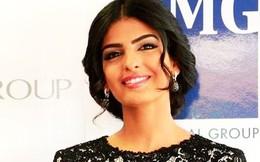 Vợ của Hoàng tử Ả rập giàu nhất thế giới xinh ngất ngây