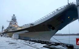 Tiết lộ chấn động: Nga-NATO suýt không chiến vì tàu sân bay Ấn Độ