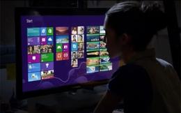 Windows 8 tung clip quảng cáo 'bá đạo'