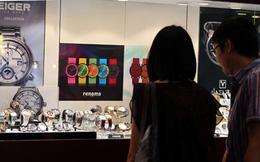 Lượng mua đồng hồ hàng hiệu của Trung Quốc suy giảm mạnh