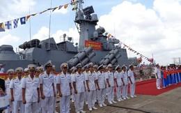 Bàn giao cặp tàu tên lửa đầu tiên do Việt Nam tự đóng