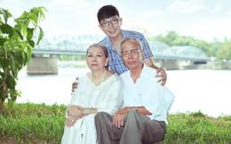 Long Nhật đưa bố mẹ vào sản phẩm âm nhạc