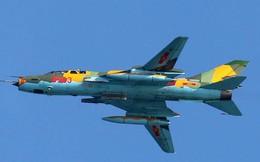 Kh-25 - Tên lửa đối đất chủ lực của Su-22 Việt Nam