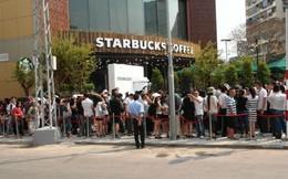 """Starbucks """"bành trướng"""" cửa hàng thứ 4 tại Việt Nam"""