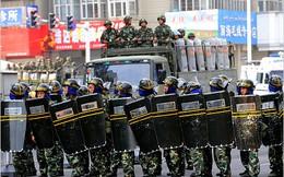 11 nghi can khủng bố bị giết ở Tân Cương