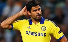 "Nổi loạn, Diego Costa bất ngờ ""bật"" thầy Mourinho"