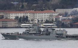 Túng tiền, Hải quân Ukraine phải gửi tin nhắn xin dân