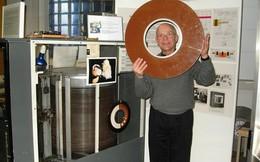 Hình dáng ổ cứng đầu tiên trên thế giới