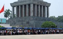 Thông báo của Ban quản lý Lăng Chủ tịch Hồ Chí Minh